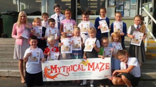 Faery Tales Author Awards Young Readers