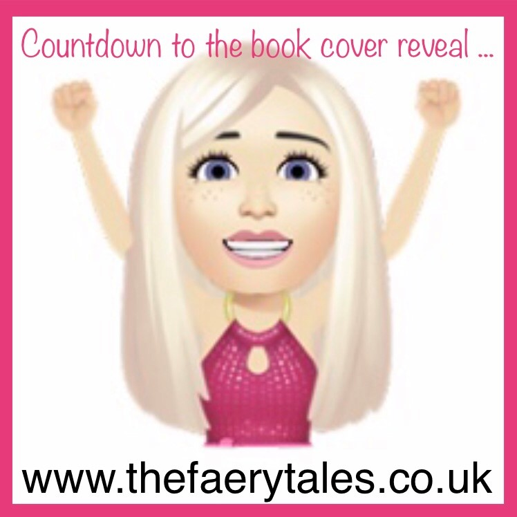 Exciting countdown to the new book cover reveal …